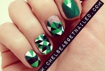 BEAUTY | Nailed It / Swoon worthy polishes, nail art & nail products. / by Andrea Schneider