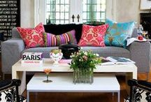 INSPIRING ROOMS / Spaces that inspire.