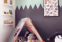 Kid Spaces / Inspiration and decor ideas for kid spaces.