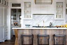K I T C H E N / Pretty kitchen decor ideas.