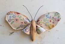Crafting ✄ Creative Sewing / Crafting inspirations: creative sewing / by Cinzia Corbetta
