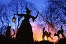 Oh how I love Halloween! / by Anne Johnson