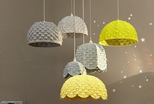 Lamps and shades / by Anne Johnson