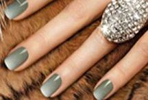 Beauty: Nails & Hand/Foot Care / With 4 girls & myself...there's a lot of nails to paint not that I have time or the talent...but here's some cute nails and nail tips as well as pins about hand and foot care / by Marchelle Chaney