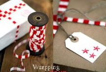 Crafting ✄ Gift Wrappings / Crafting inspirations: gift wrappings / by Cinzia Corbetta