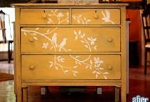 Furniture / by Anne Johnson
