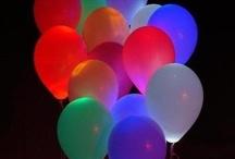Party Ideas / by Kellie Pledger