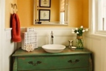 Bathrooms / by Lucy Roberts Real Estate