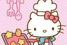 Hello Kitty! / by Teresa Royce