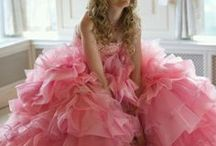 Ruffles, bows, poms & more / dresses and more / by Alice Sheppard