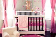 nursery/kids room / by Ashley Esquibel
