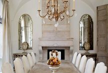 Let's Dine / Wonderful rooms ~from grand to rustic to cozy nooks / by Kelly Shaver