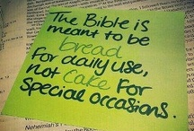 Bible Class (Children's) & Take Homes / by Marchelle Chaney