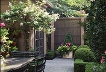 Outdoor Living  Spaces and Pretty Places / Outdoor Living spaces