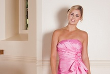 Bridesmaids  / Fantastic bridesmaids dresses and accessories for adults, teens & flowergirls. / by Linzi Jay