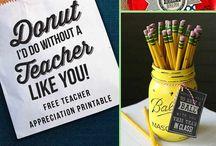 Teacher Gifts / by Erin Johnson