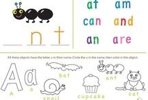Teaching my Children / by Anne Johnson