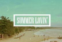 Summer lovin / by Ashley Esquibel