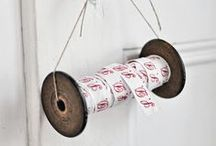 Decorations ♡ Brocante / Interior decoration: brocante / by Cinzia Corbetta