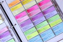 DIY - Organize and Store: your home, office, hobbies, Life... & be Happy / Storage & Organization Ideas Unique and clever ideas for storage and organization around the home. Great ideas, suggestions , pictures you name it!  / by Ana Kammarman