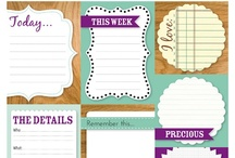 DIY - Printables, Fun Projects, Craft Ideas.... / by Ana Kammarman