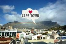 The Rainbow Nation -South Africa