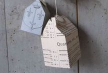 Decorations ♡ Little Houses / Home decor with little houses / by Cinzia Corbetta