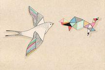 Love in Geometry