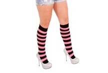 Outfits with Knee Socks / High Sock outfit ideas