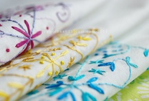 Crafts: Embroidery / by Marchelle Chaney