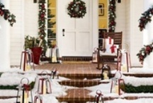 Winter Decorations  / by Lucy Roberts Real Estate