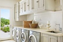 Home-Laundry, Mudroom / by Ana Kammarman