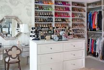 Home-Closet Design, Walk-In Closets, Collections / by Ana Kammarman