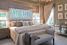 Home-Bedroom, Master Suites... / by Ana Kammarman