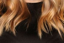 Hair colour change