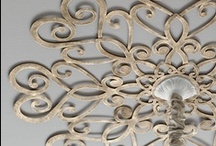 Ceiling Medallions,Stencils and Woodwork / Creative and beautiful ceiling medallions, stencils and woodwork.