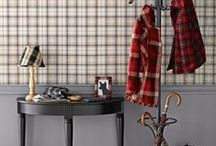 Decorations ♡ Tartan / Home decor with Tartan  / by Cinzia Corbetta