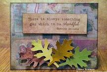 Thanksgiving Inspiration 2013 / Thanksgiving craft projects from a group of crafty bloggers.