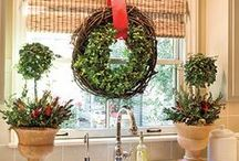 Christmas Decor and Food / Christmas Decorations, Food and Entertaining Ideas