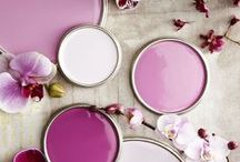 Colors ◉  Violet-Purple / decorating with violet and purple / by Cinzia Corbetta