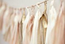Decorations ♡ Tassels / by Cinzia Corbetta