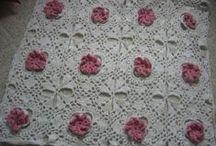 Crochet Afghans/Baby Blankets / by Holly Riechman
