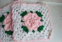 Crochet Granny Squares / by Holly Riechman