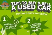 Gumtree ZA Infographics / Infographics created by the Gumtree ZA time for your viewing!