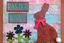 Crafty Easter Inspiration / Easter craft project inspiraiton.