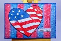 Independence Day Inspiration / 4th of July, Independence day, craft projects