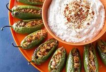 Eat... Appetizers and Snack Recipes / Appetizer recipes and snacks that I'd like to try....