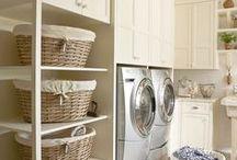 Laundry Room / by Becca Mayernik