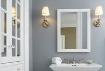 Bathroom Inspiration / Bathroom Decor / by Becca Mayernik