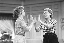 i love lucy / by Isabel Andrus